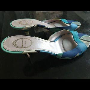 Shoes - Emilo Pucci shoes! Size 38